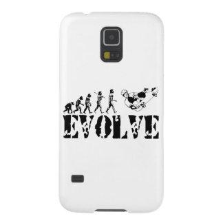 Skateboarding Skateboard Evolution Sport Art Case For Galaxy S5