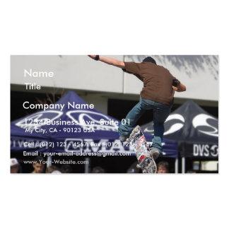 Skateboarding Skating Boards Skateboarders Business Card Template
