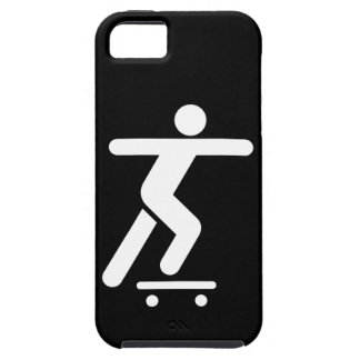 Skateboarding Symbol iPhone SE/5/5s Case