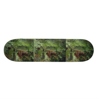 Skateboards made with photography 10