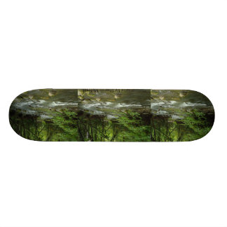 Skateboards made with photography 15