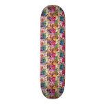 Skatebord atractivo de la joya patines personalizados