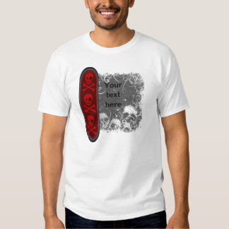 skateborder shirt