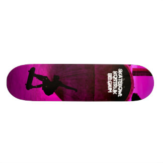 skatebowl kortrijk belgium skateboard deck