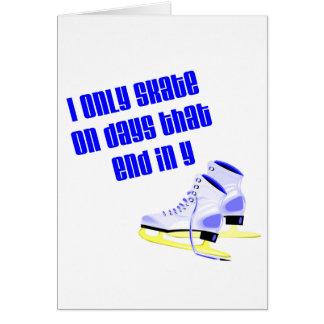 SkateChick Days Card