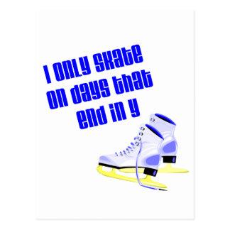 SkateChick Days Postcard