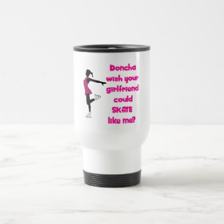 SkateChick Doncha Travel Mug