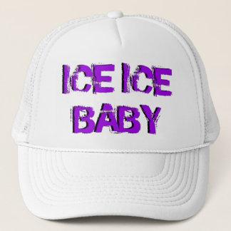 SkateChick Ice Ice Baby Trucker Hat
