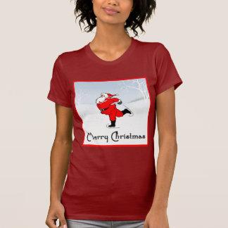 SkateChick Santa Shirts