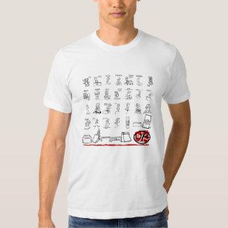 skatepark tshirt by rogers bros