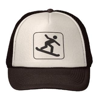 skater4 mesh hats