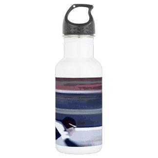 Skater 2 stainless steel water bottle