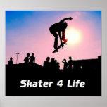 Skater 4 Life Poster