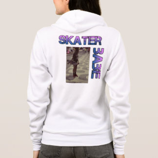 Skater Babe Hoodie