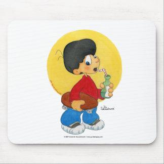 Skater Boy Mouse Pad
