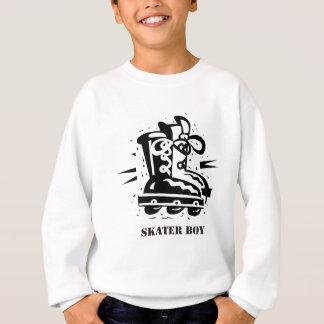 Skater Boy - Rollerblading Sweatshirt