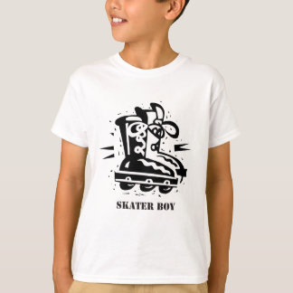 Skater Boy - Rollerblading T-Shirt