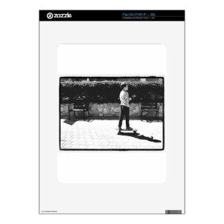 skater boy skin for the iPad