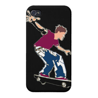 Skater - caso del iPhone iPhone 4 Carcasa