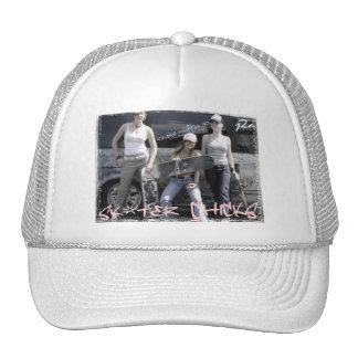 Skater Chicks Hat