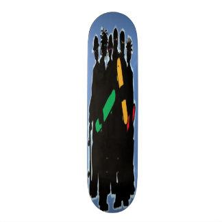 Skater Club Skateboard