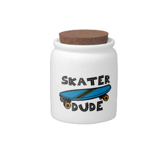 Skater Dude Candy Dish