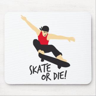Skater e 3c tapete de ratón