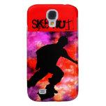Skater en nubes cósmicas