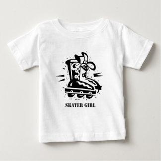Skater Girl 2 Baby T-Shirt