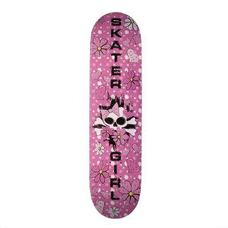 Skater Girl Skateboard