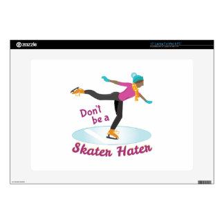 """Skater Hater 15"""" Laptop Skins"""