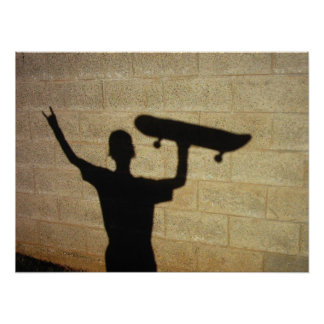 Skater Heaven Posters