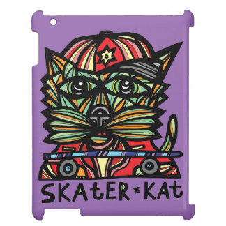 Skater Kat Cover For The iPad