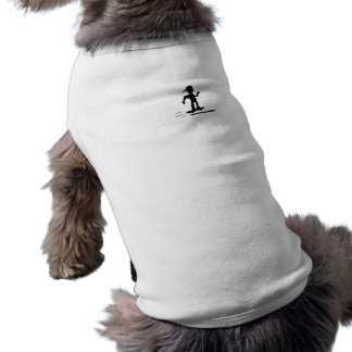 Skater Kid Mini - nd Doggie Shirt