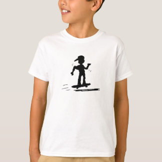 Skater Kid - nd T-Shirt
