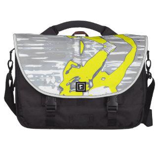 Skater Laptop Commuter Bag