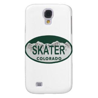 Skater license oval samsung galaxy s4 case