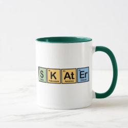 Mug with Skater design