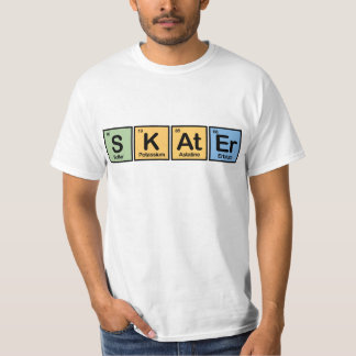 Skater made of Elements T-Shirt
