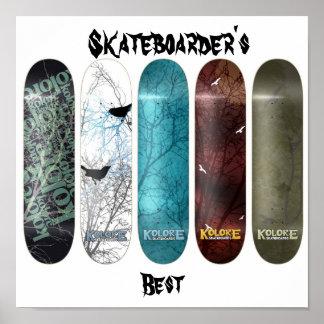 Skater mejor póster