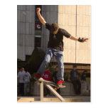 Skater Postcard