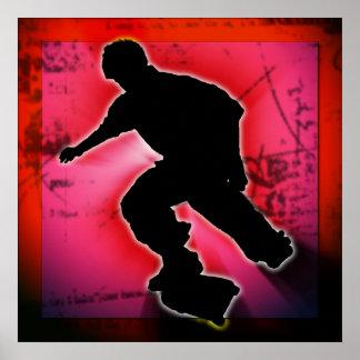 Skater Póster