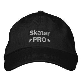Skater Pro Embroidered Baseball Cap