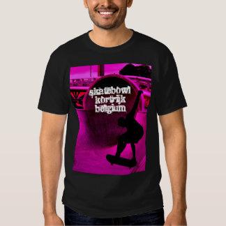 skater shirt, skatebowl kortrijk belgium t shirt