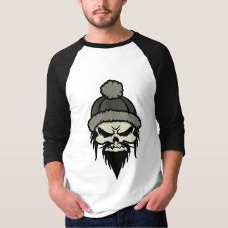 Skater Skull T-Shirt