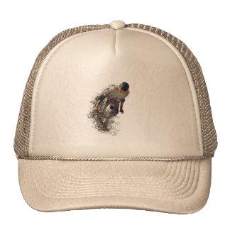 Skater Style Trucker Hat