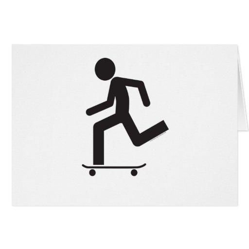 Skater-T Card
