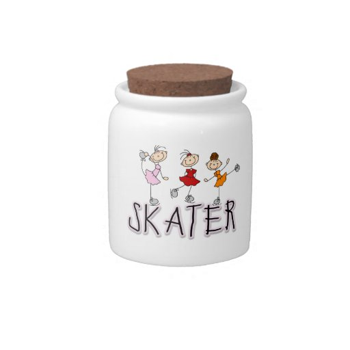 Skater T-shirts and Gifts Candy Jars