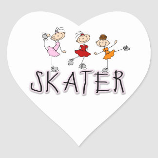 Skater T-shirts and Gifts Stickers