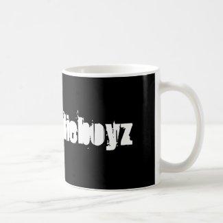Skaterboy Mug (black)